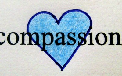 Compassion for others begins with kindness to ourselves